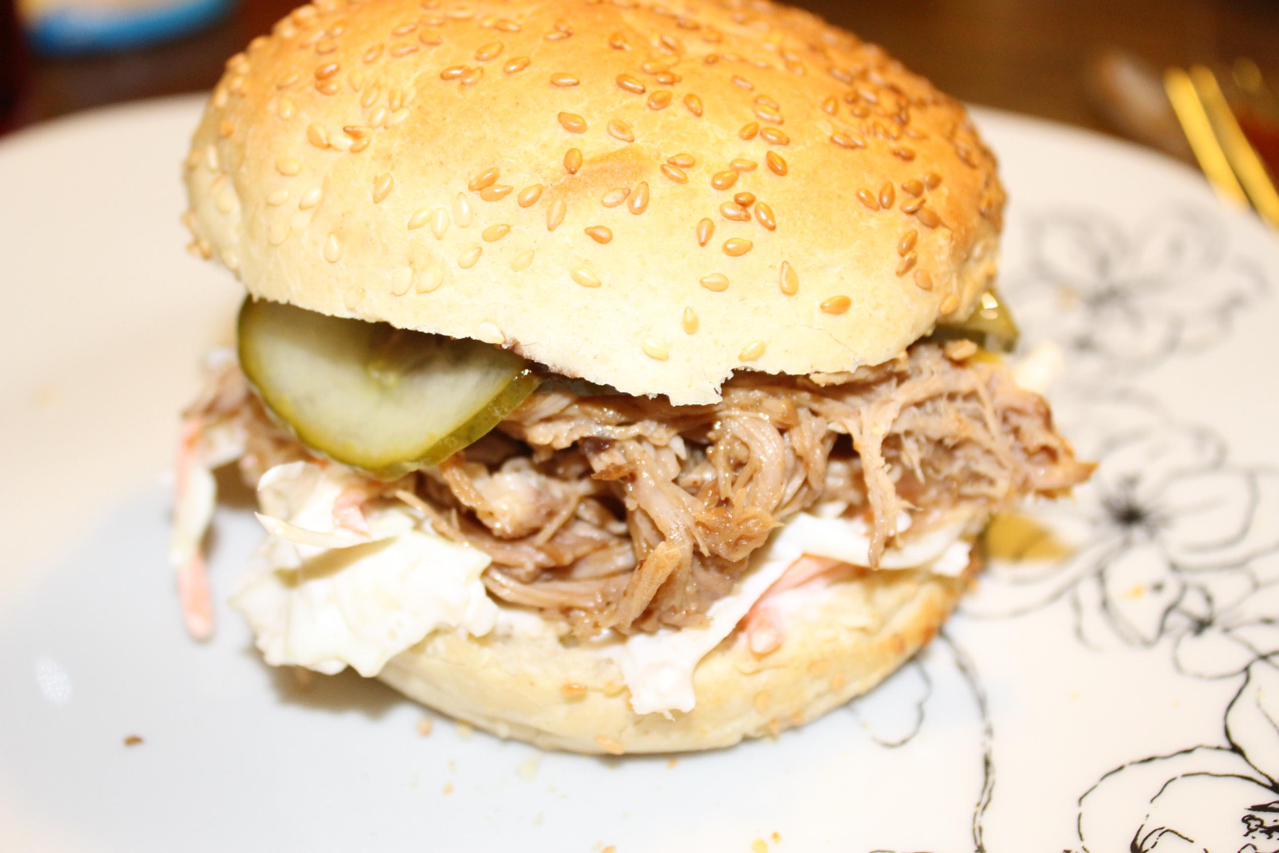 Pulled pork – dump n' go
